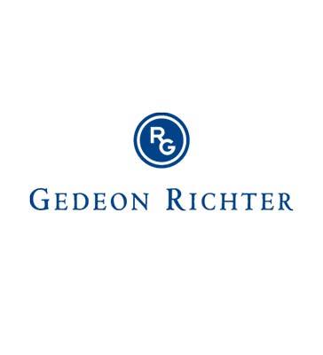 Gedeon Richter logotyp